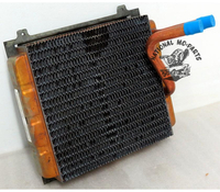 1966-69 B-Body & 65-68 C-Body Heater Core without A/C-Repro