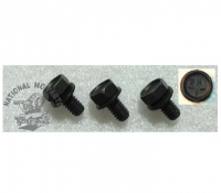 64-74 Small Block & Poly Automatic Transmission Torque Convertor Sheild-Cover Hardware Pkg-Repro